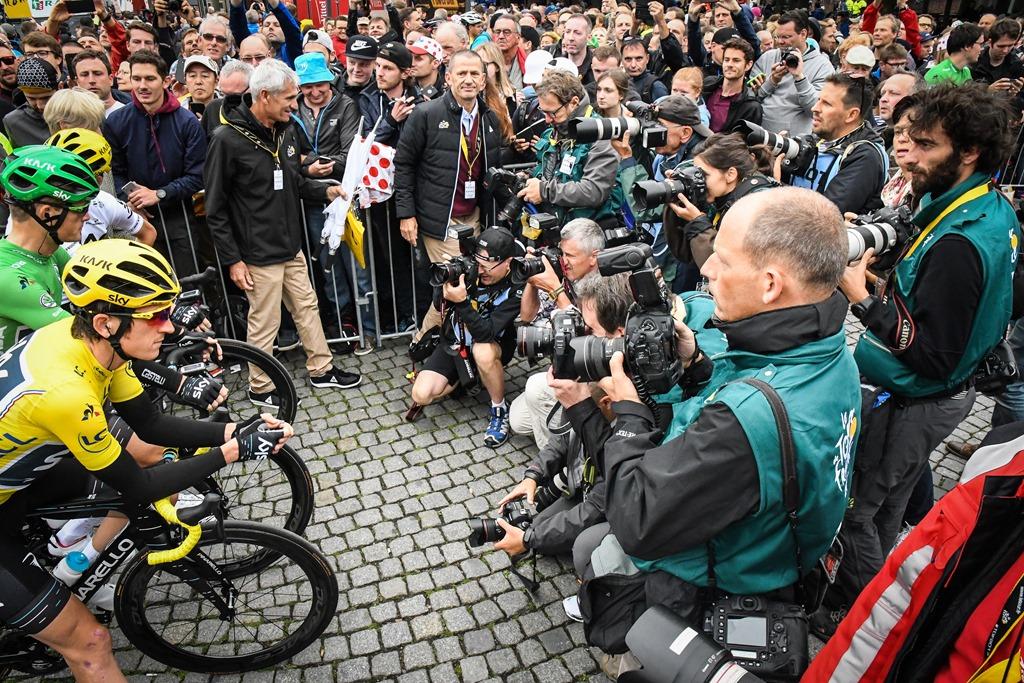 Tour De France 2017 Behind The Scenes Stage 2 Dc Rainmaker