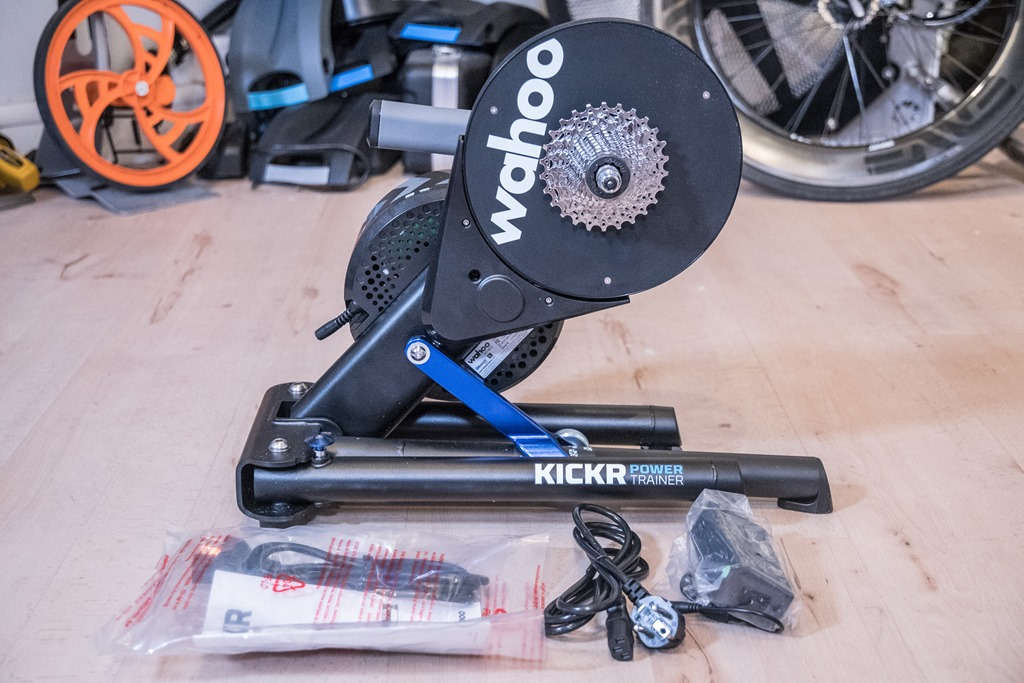 Hands-on: Wahoo's New KICKR 2017 Edition