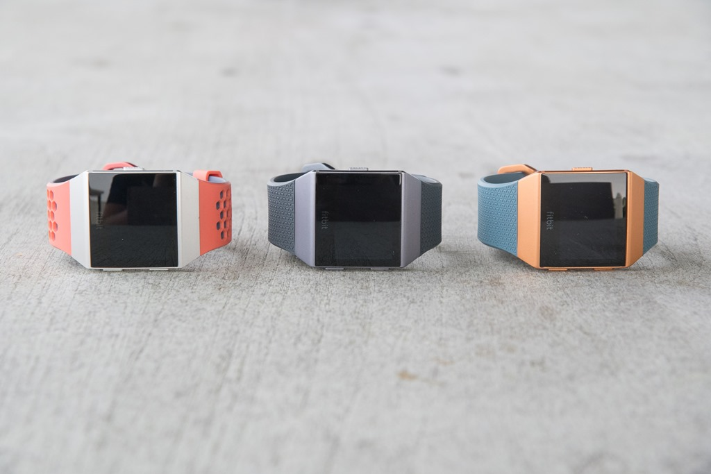 The Fitbit Ionic Smartwatch: Everything you need to know | DC Rainmaker