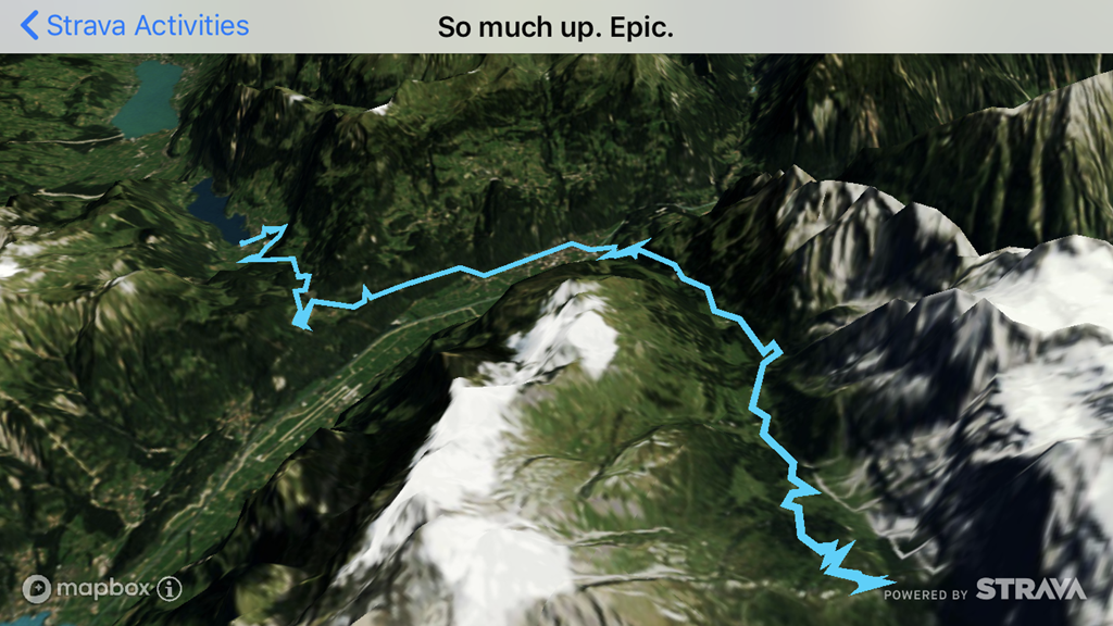 Strava in Augmented Reality: Here's how it works