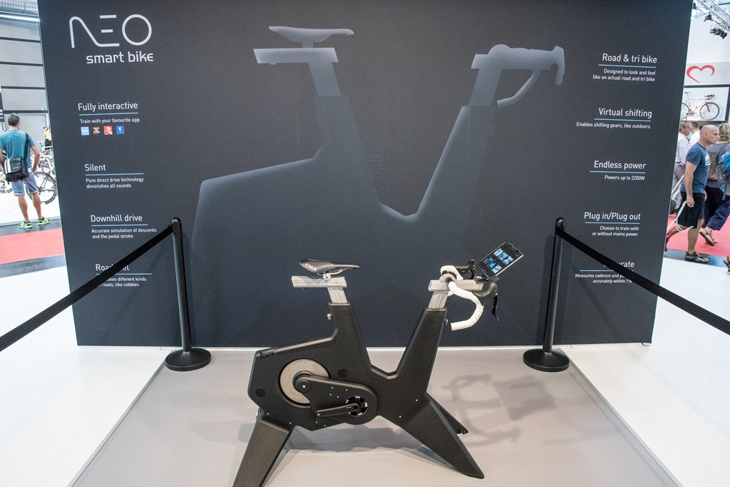 First Look Tacx Introduces Tacx Neo Smart Bike Dc Rainmaker