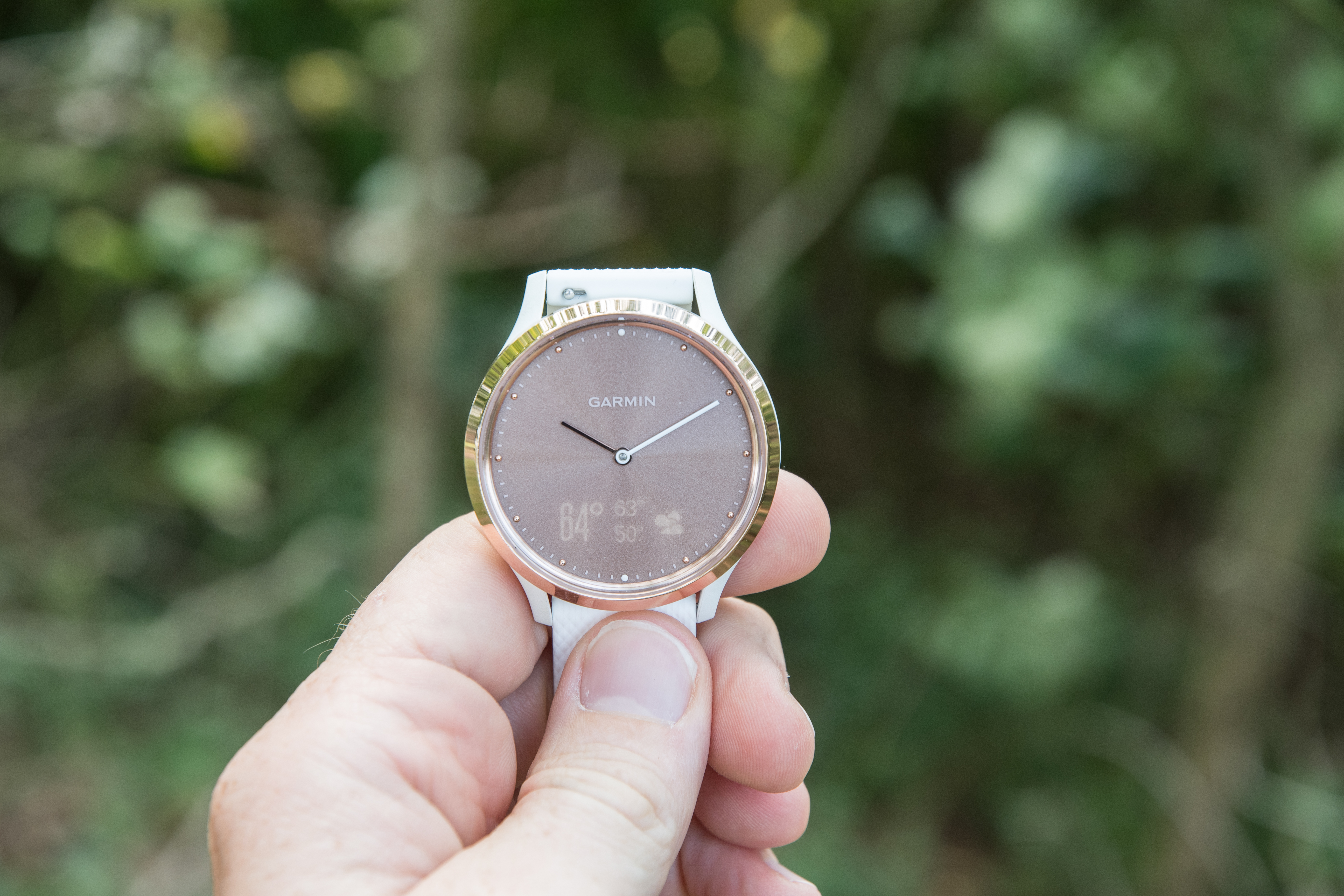Garmin's Vivomove HR: Everything you need to know | DC Rainmaker