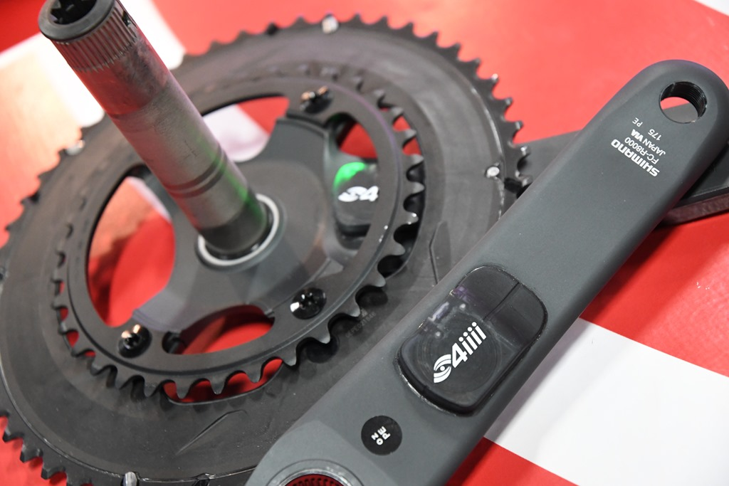 170 mm 4iiii PRECISION Power Meter for Shimano Ultegra R8000
