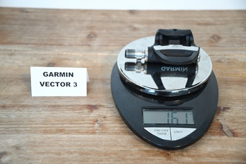 Garmin-Vector-3-Weight-Single