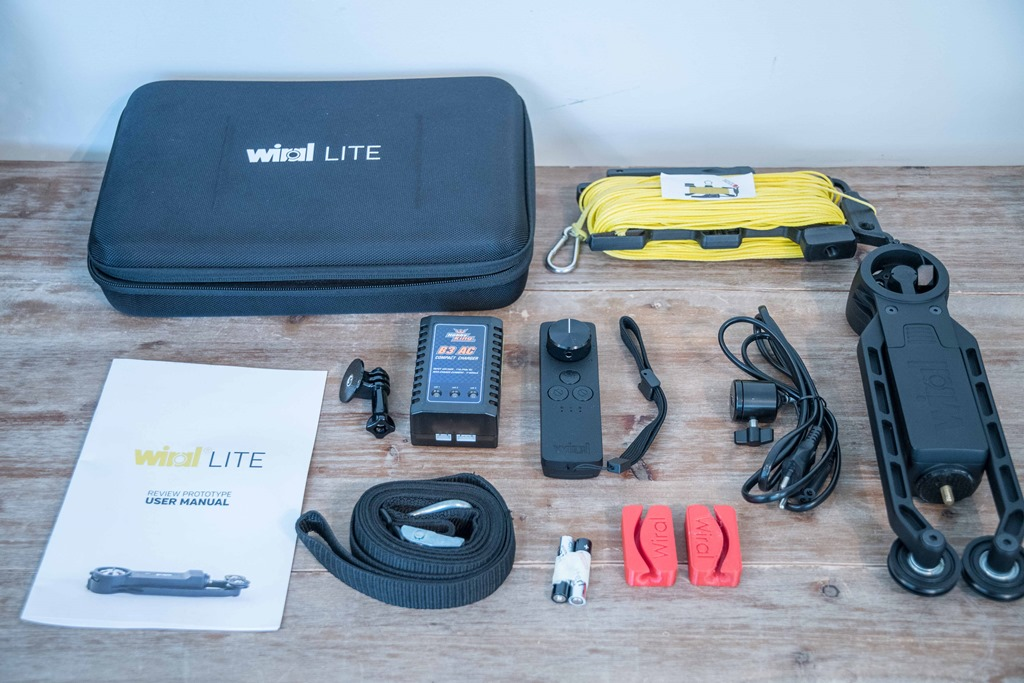 Wiral LITE Cable Cam for Action Sports: How it all works | DC Rainmaker