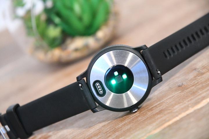 Garmin-Vivoactive3-OpticalHeartRate-Sensor