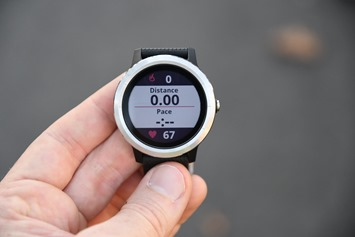 Garmin-Vivoactive3-Recording-Activity