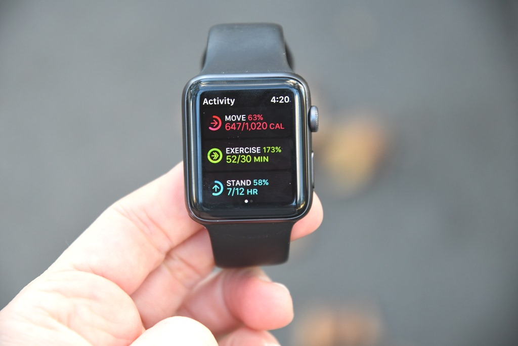 how to manually lock apple watch series 3