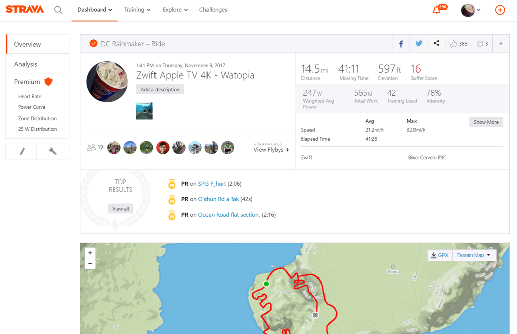 Zwift Releases Apple TV App: Everything you need to know | DC Rainmaker