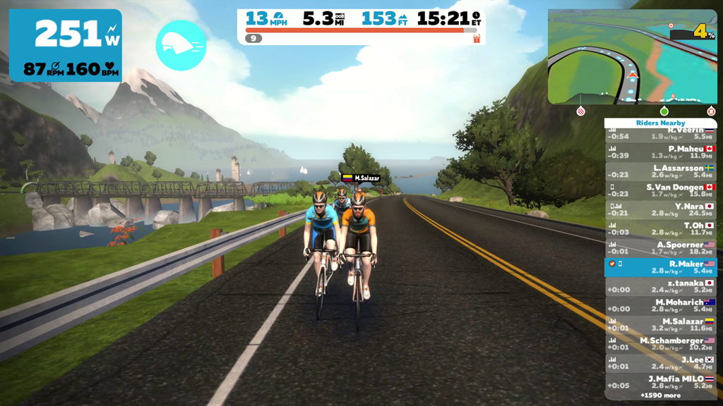 Zwift Releases Apple TV App: Everything you need to know