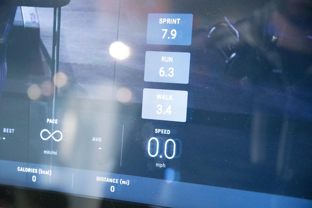 Running On Peloton's New Tread Connected Treadmill | DC Rainmaker