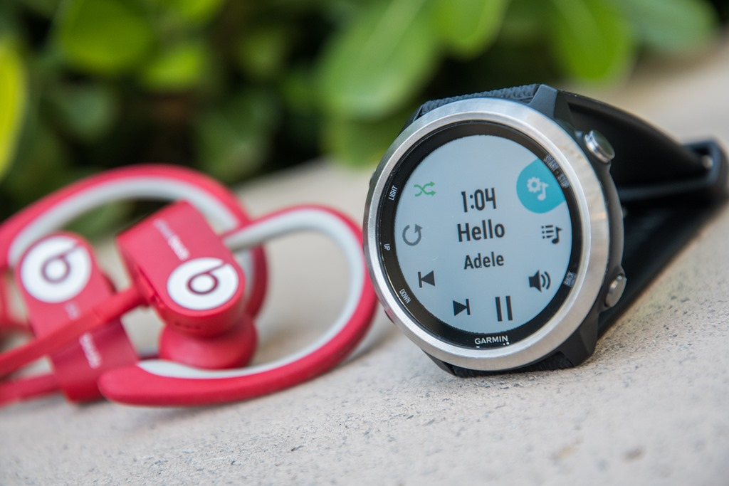 Hands-on: Garmin's Forerunner 645 Music GPS Watch   DC Rainmaker