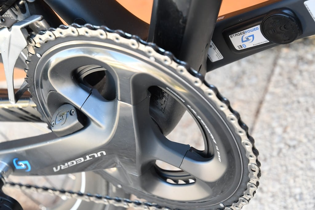 Stages Shimano DURA-ACE 9100 Right Side Power Meter