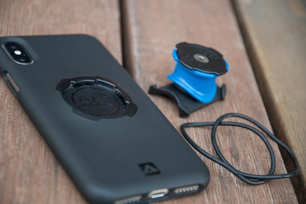 Quad Lock Cycling Phone Mount In-Depth Review | DC Rainmaker