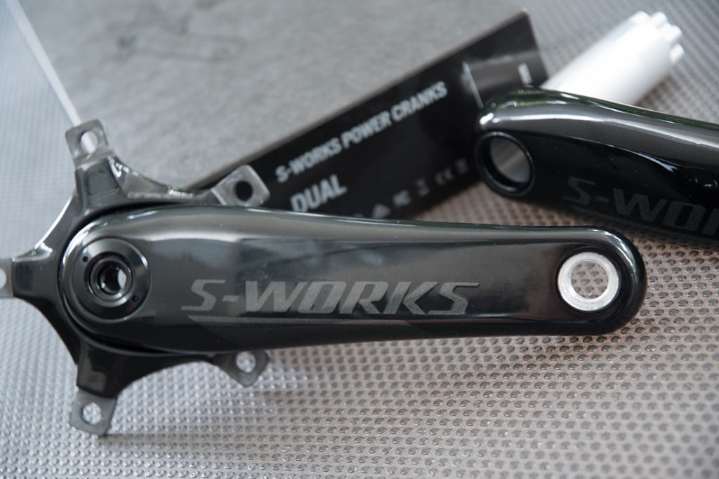 Specialized Power Cranks Power Meter In-Depth Review | DC