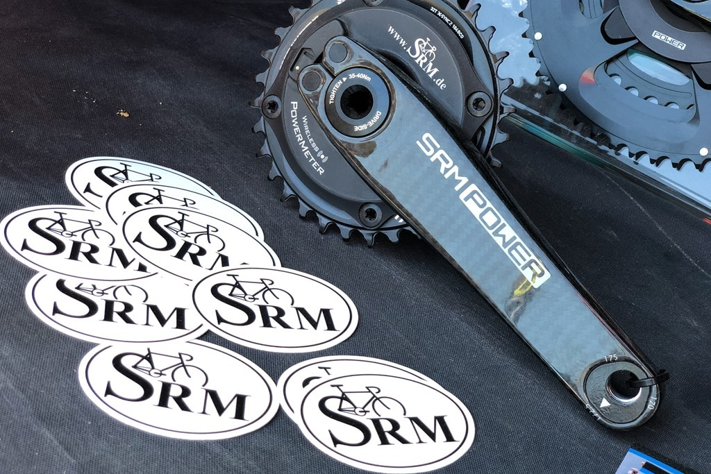 3b27cd0f815 Sea Otter 2018 Tech Roundup–Power Meters  SRM Pedals