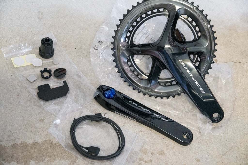Watches, Parts & Accessories Hot Sale Shimano Dura Ace 9000 Crankset Bike Sport Metal Watch
