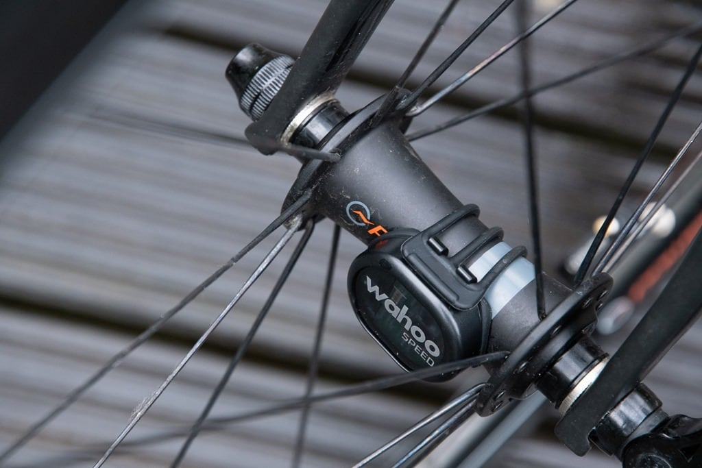 iBike ANT Speed Sensor for AeroPod and PowerPod