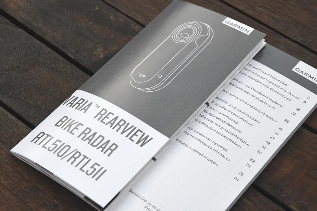 Garmin Varia RTL510 Radar/Cycling Light In-Depth Review | DC