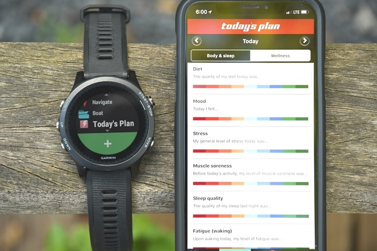 Today's Plan Adds Triathlon Support (Cycling/Running), and Connect IQ Apps