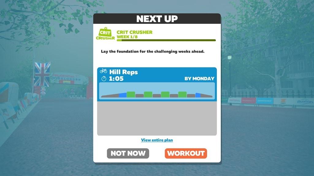 How it works: Zwift's New Training Plan Platform | DC Rainmaker