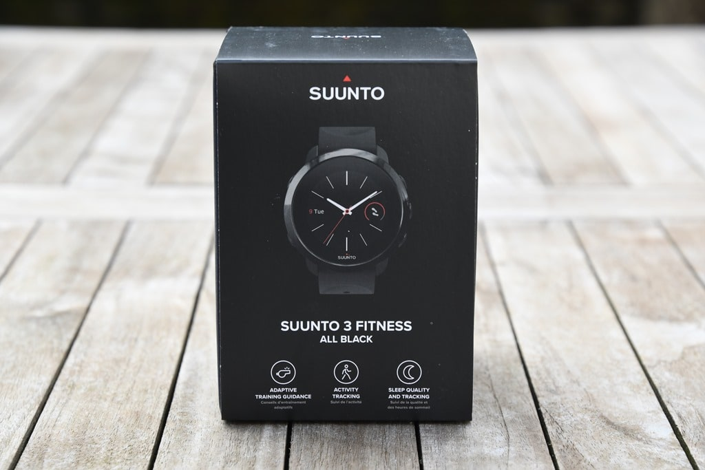 Suunto 3 Fitness In-Depth Review | DC Rainmaker