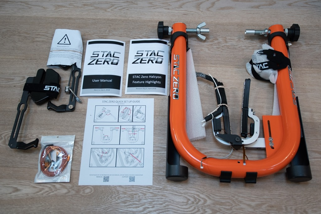 Hands-on: STAC Zero Halcyon Smart (Totally Silent) Trainer