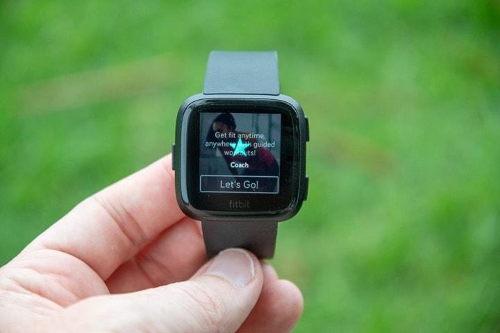Fitbit-Coach-App