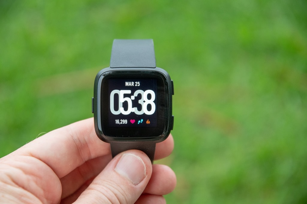 fitbit versa how to remove app on watch