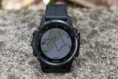 Garmin-Fenix5-Plus-Course-Map