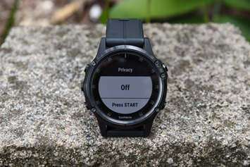 Garmin-Fenix5-Plus-PrivacyMode