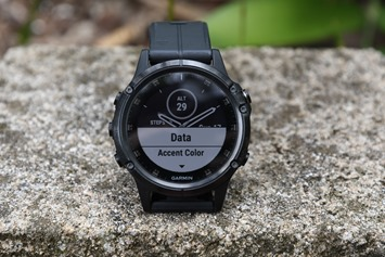Garmin-Fenix5-Plus-Watch-Face-Customize