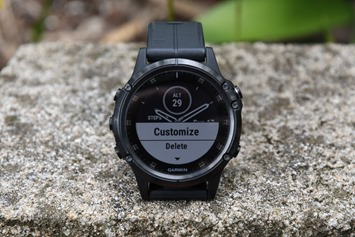 Garmin-Fenix5-Plus-Watchface-Customize