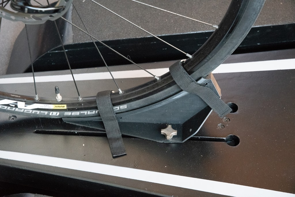 CycleOps Shows Off New Indoor Trainer Moving Platform | DC Rainmaker
