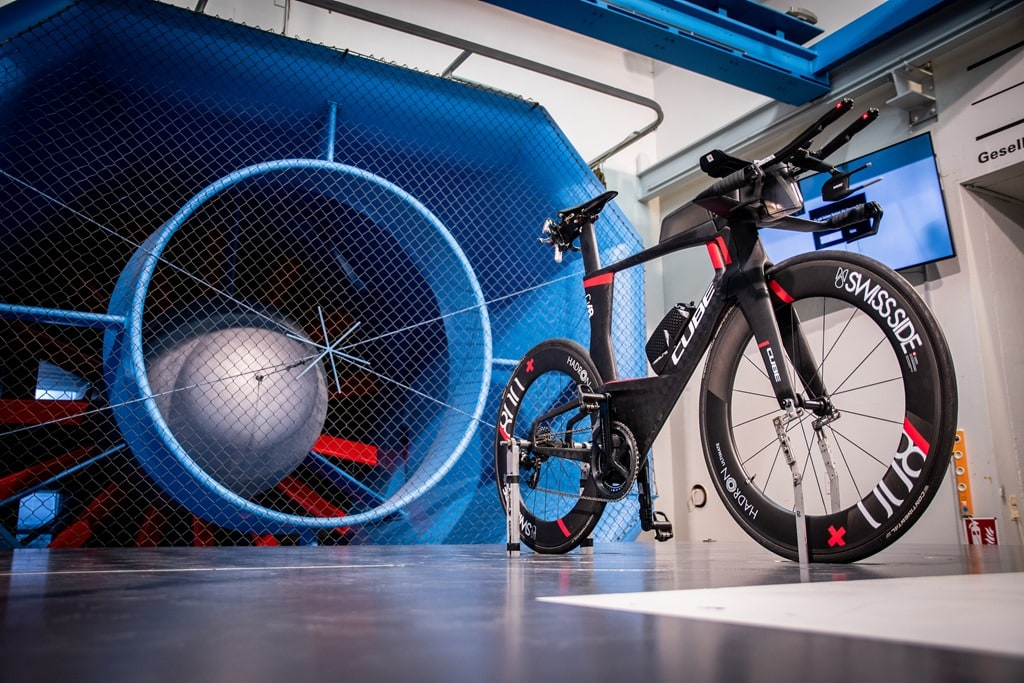 Each year the number of companies at Eurobike focused on aerodynamic  offerings continues to expand 5f4d14459