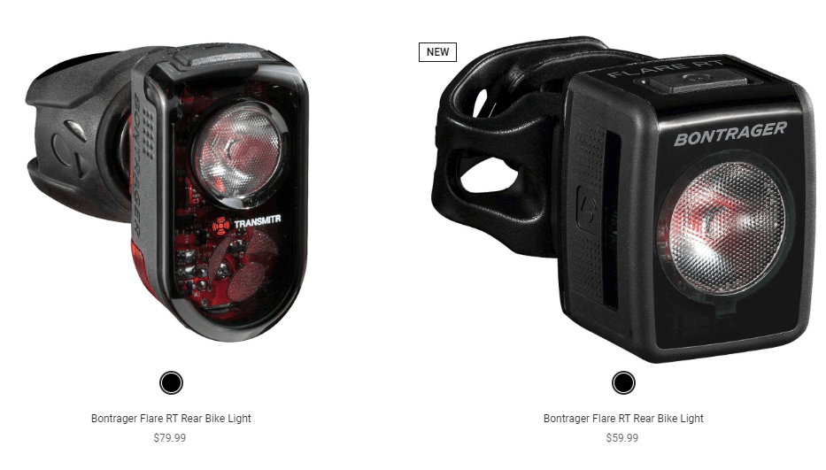 Bontrager Flare RT & Ion 200 RT Connected Bike Lights In-Depth