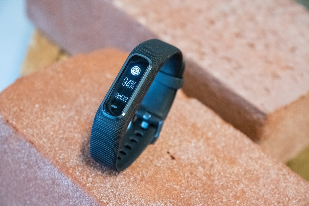 Hands-on: Garmin Vivosmart 4, now with Pulse Ox and Body Battery