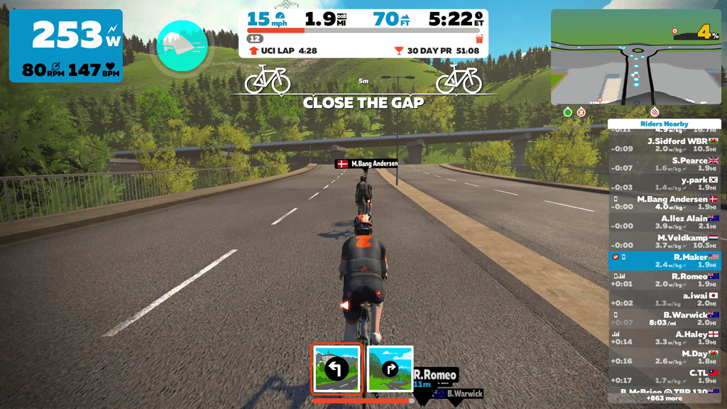 Zwift rolls out Innsbruck course to everyone: All the