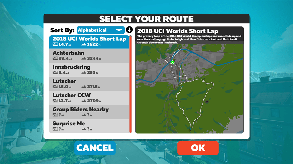 Zwift rolls out Innsbruck course to everyone: All the details | DC