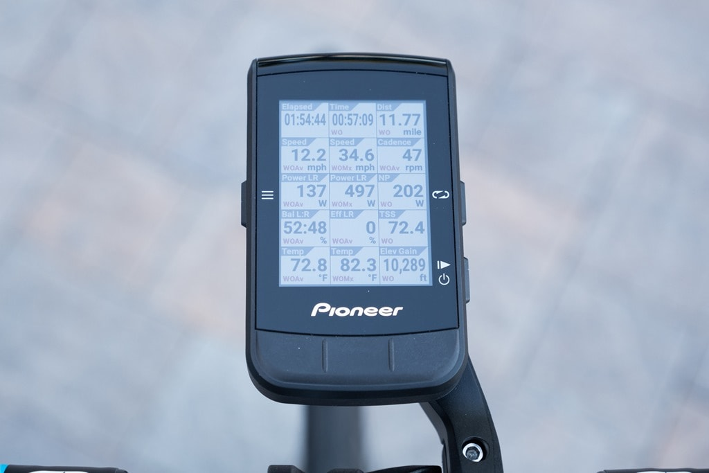 0e28e68a But the Wahoo similarities get much more defined on the back: They've  adopted the Wahoo ELEMNT/BOLT mount. This is important because it means  you've got far ...