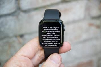 AppleWatchSeries4-HIIT-Warning