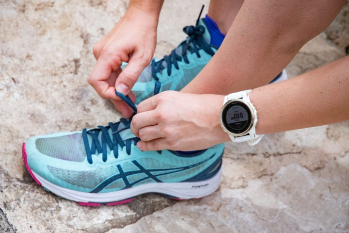 Female Nike Tennis Shoes Cycling, Running, Swimming, Triathlon