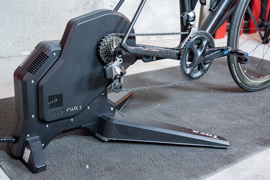 3a1fc0c3ef5 It s been a bit over a month since Tacx first announced the Flux S