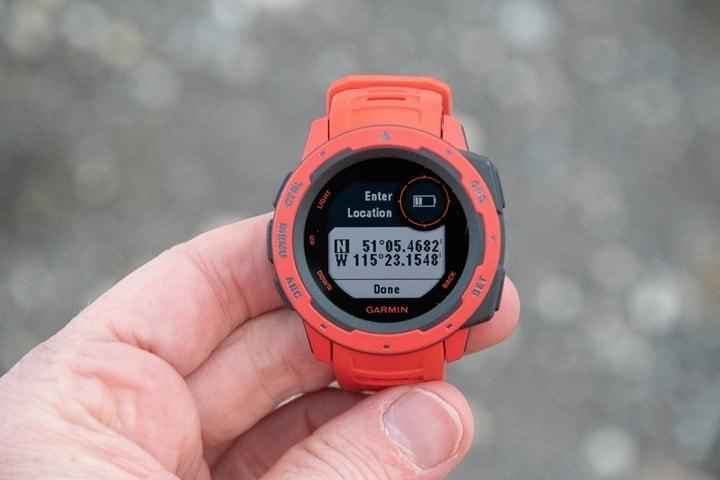 Garmin Instinct GPS Watch In-Depth Review | DC Rainmaker