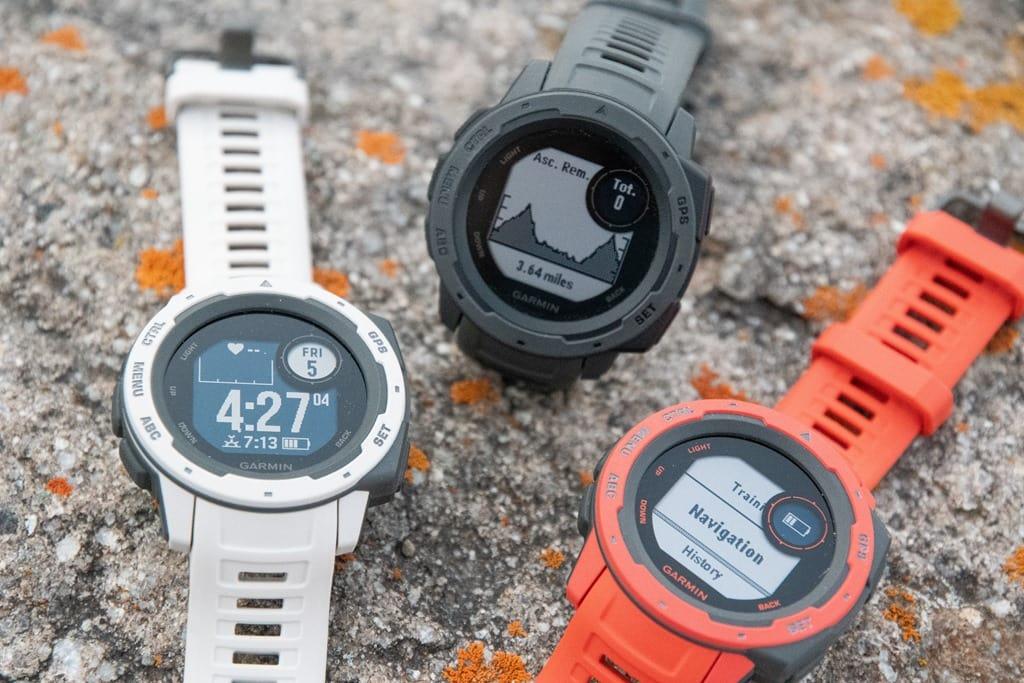 Garmin Instinct GPS Watch In-Depth