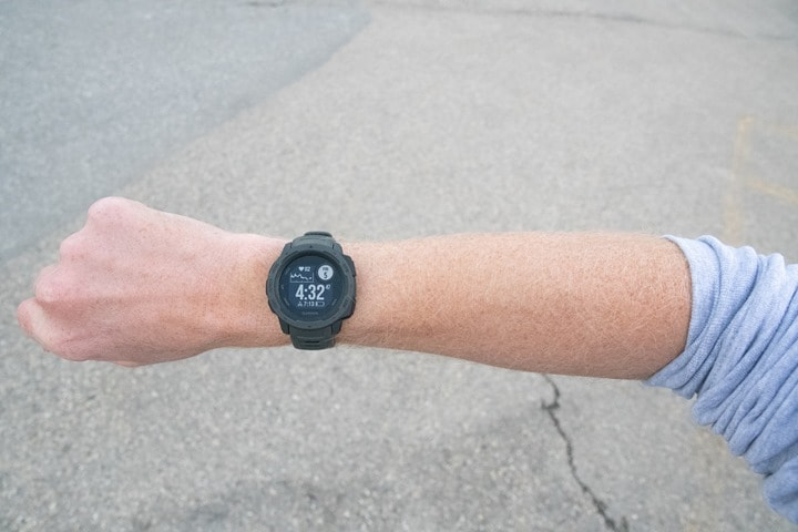 Garmin-Instinct-On-Wrist