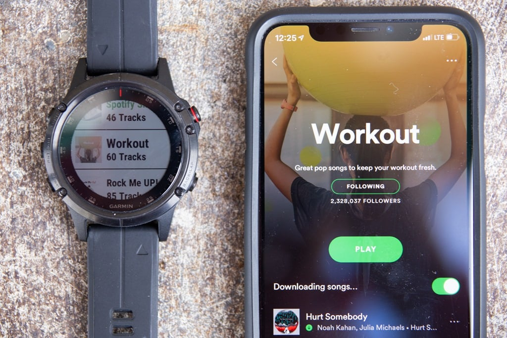 Spotify Now Available on Garmin: Everything you need to know | DC