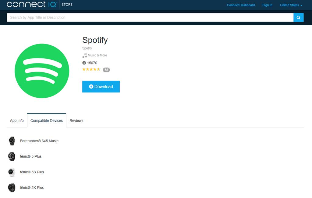 Tech Tidbits: Spotify on Garmin FR645 Music, New COROS