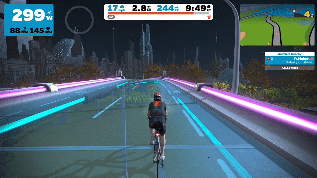 Hands-on: Zwift's New York City Course is Now Available | DC
