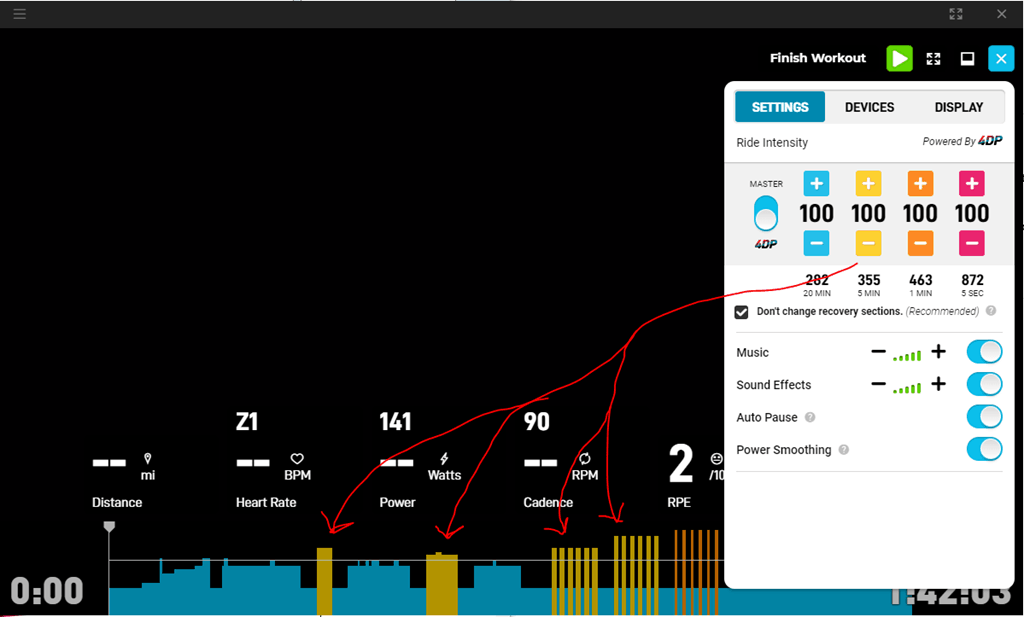 First Look at SufferFest's Revamped App and New Features